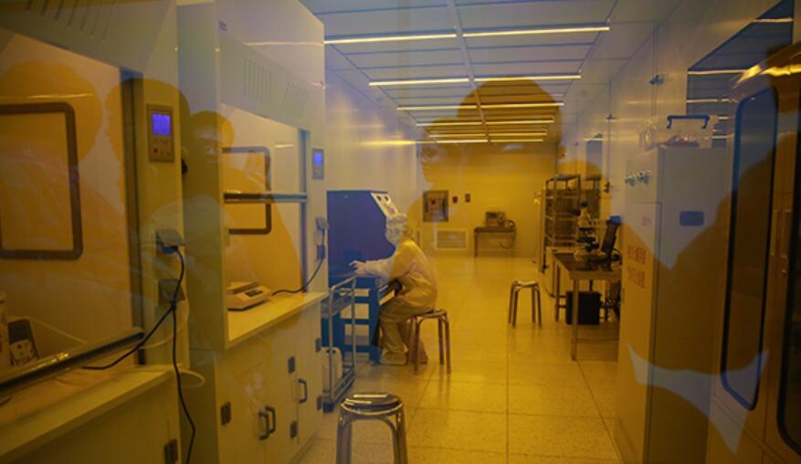 湖南先进传感与信息技术创新研究院微纳加工实验室