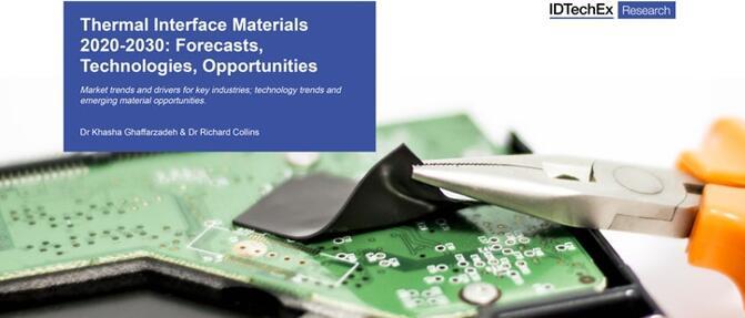 热界面材料技术及市场机遇-2019版报告