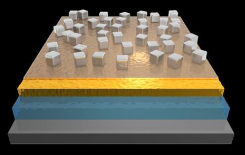 新型光电探测器结构