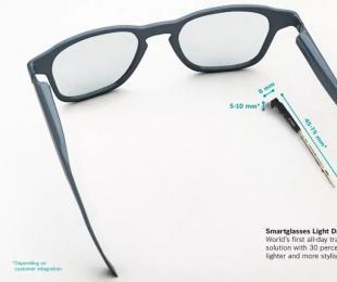 博世推出基于MEMS微镜的Light Drive系统,让智能眼镜成为现实!