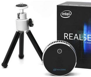 英特尔发布全球最小的高分辨率激光雷达深度相机