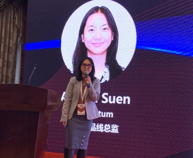 Lumentum汽车产品线总监Angela Suen女士
