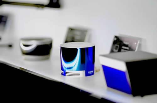 禾赛科技激光雷达产品