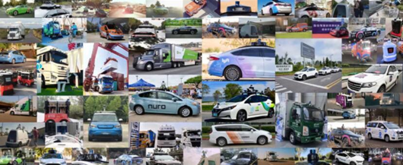 禾赛科技的激光雷达搭载于全球18个国家和地区的自动驾驶汽车上