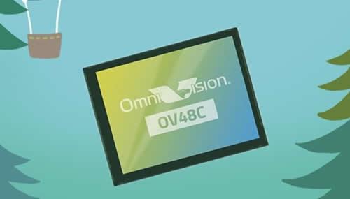 豪威科技发布首颗具备芯级HDR的图像传感器:OV48C