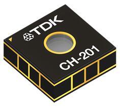 TDK发布新款超声波ToF传感器Chirp CH-201,传感范围大幅扩展至5米