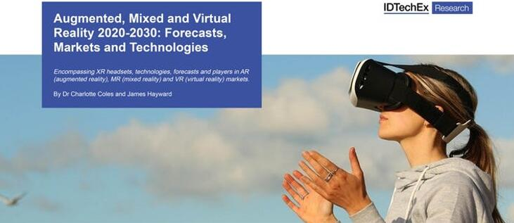 增强现实、虚拟现实和混合现实技术及市场趋势