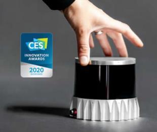 Ouster发布超宽视场角激光雷达,提供更丰富的分辨率选择