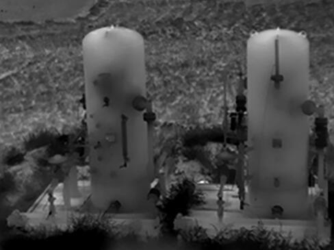 GF77a为连续、自动泄漏检测提供了一款低成本光学气体成像解决方案