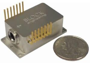 量子级联激光器(QCL)微型模组