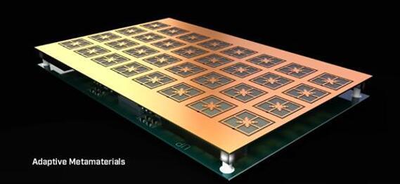 """Metawave的""""模拟雷达""""技术采用一种自适应超材料"""