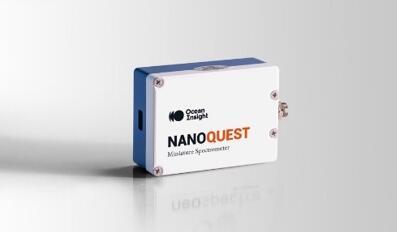新型MEMS近红外光谱仪NanoQuest,尺寸更小、覆盖频谱更宽