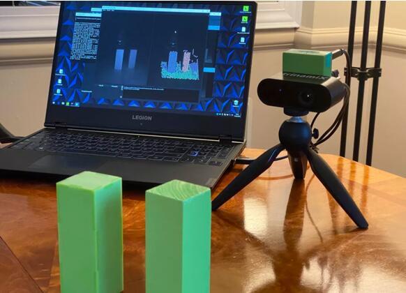 Trinamix的3D传感模块可以识别颜色、形状一样的不同材质物体