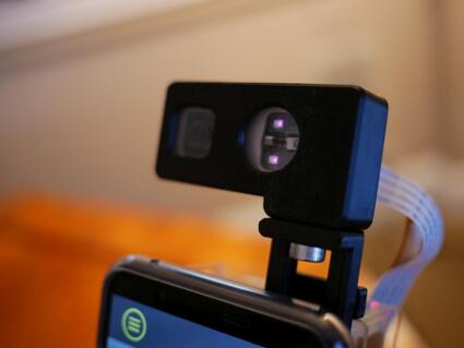 3D传感器还能识别活体?这下再逼真的面具也骗不了人脸识别了