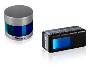 Velodyne的Puck 32MR™激光雷达传感器