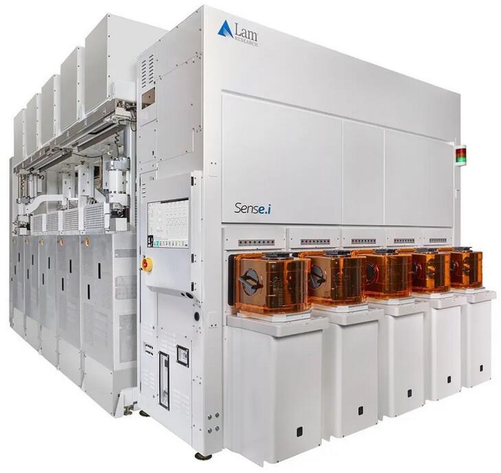 泛林集团在芯片制造工艺的刻蚀技术和生产率上取得新突破