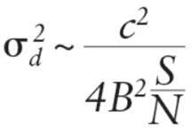 测量距离不确定度公式
