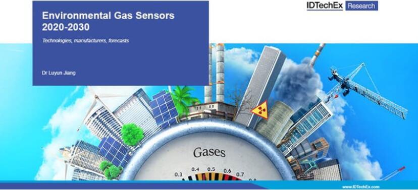 环境气体传感器技术及市场趋势