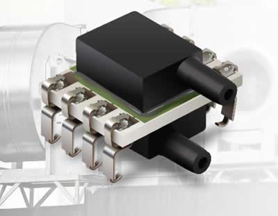 Bourns新型环境压力传感器:BPS125