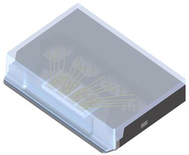 SPL S4L90A_3 A01四通道激光器是欧司朗激光雷达激光器产品组合中的新旗舰