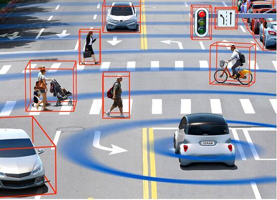 多芯片解决方案可为系统提供更高的分辨率,从而为自动驾驶汽车提供更好的探测信号
