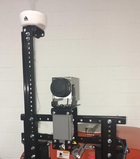 基于激光雷达的智能喷洒控制系统为全球农业带来积极影响