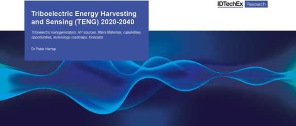 基于摩擦电的能量收集和传感(TENG)-2020版