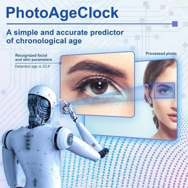 Haut.AI利用眼角照片预测生理年龄