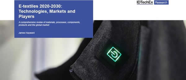《电子织物和智能服饰技术及市场趋势-2020版》