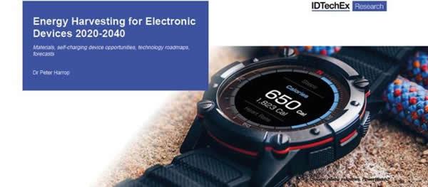 电子设备的能量收集技术-2020版