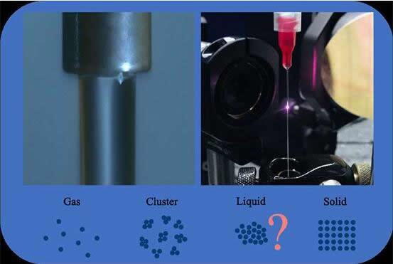 光致电离液体产生太赫兹波,液体比气体更适合长时光脉冲