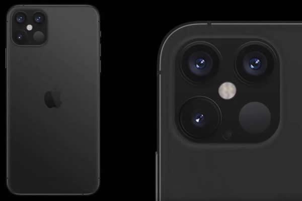 传言iPhone 12 Pro Max后置dToF激光雷达