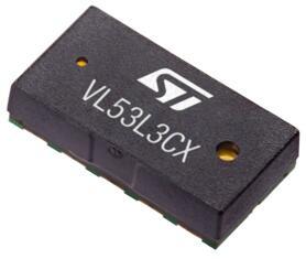 意法半导体推出新款ToF传感器,实现多目标测距