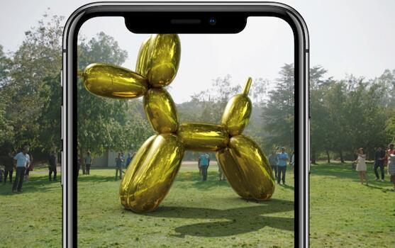 AR设计师希望用户看到的画面