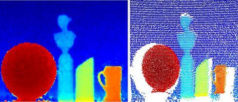 芯视界发布中国首款QQVGA分辨率SPAD阵列dToF传感器及模组