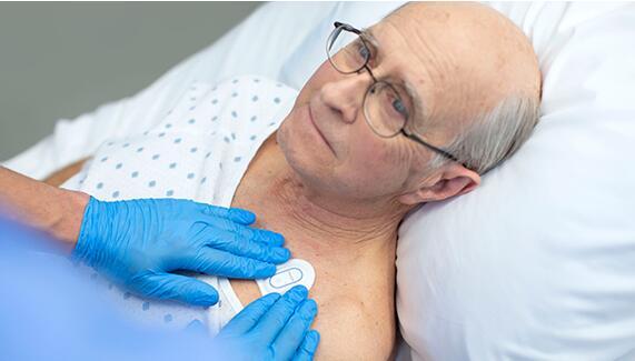 飞利浦推出无线可穿戴生物传感器,用于新冠肺炎早期病情监测
