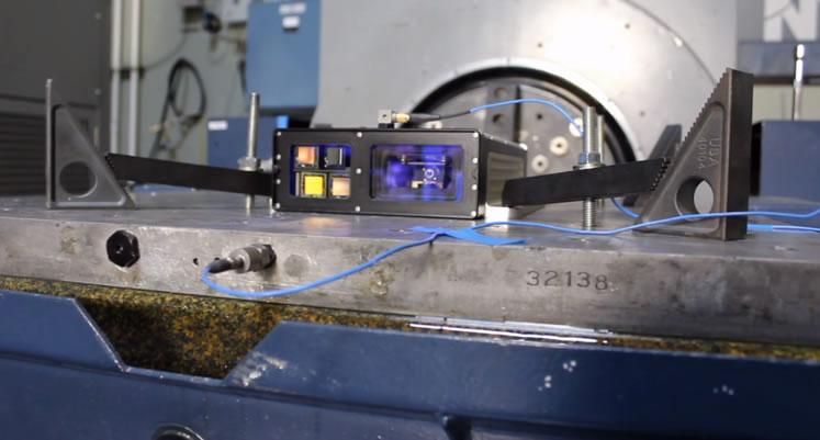 NTS对4Sight M传感器进行12 Grms(5-2000 Hz)随机振动测试