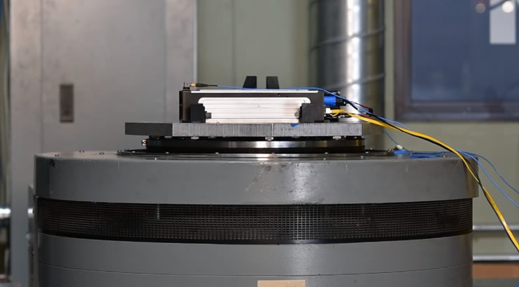 NTS对4Sight M传感器进行50 G以上的机械冲击测试