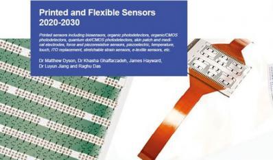 《印刷和柔性传感器技术及市场-2020版》