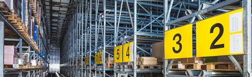 CDA仓库可提供9000个托盘空间