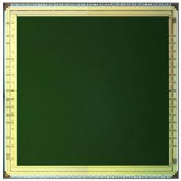 佳能100万像素SPAD图像传感器(原型)