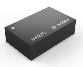 """博世新型MEMS惯性传感器SMI230保证导航""""不掉链子"""""""