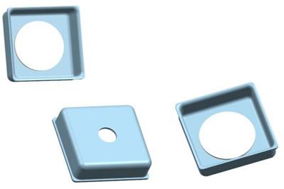 压力传感器的防水防尘屏蔽罩