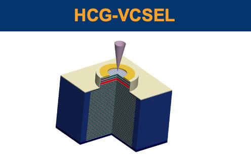 HCG VCSEL