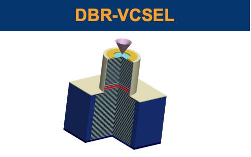 DBR VCSEL