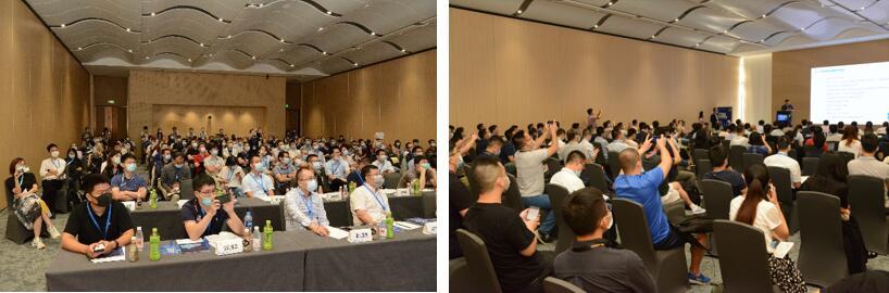 """『第二十九届""""微言大义""""研讨会:激光雷达技术及应用』会场气氛热烈"""