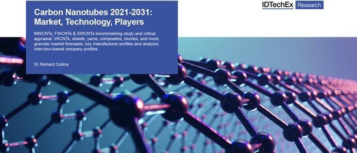 《碳纳米管(CNT)市场、技术及厂商-2020版》