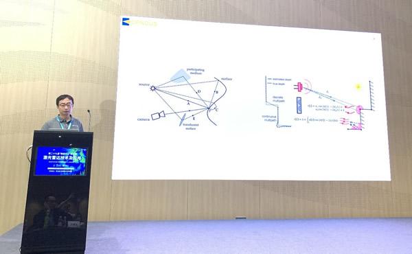 炬佑智能首席执行官刘洋先生分享对ToF技术的理解