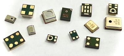 芯奥微的MEMS麦克风及MEMS传感器