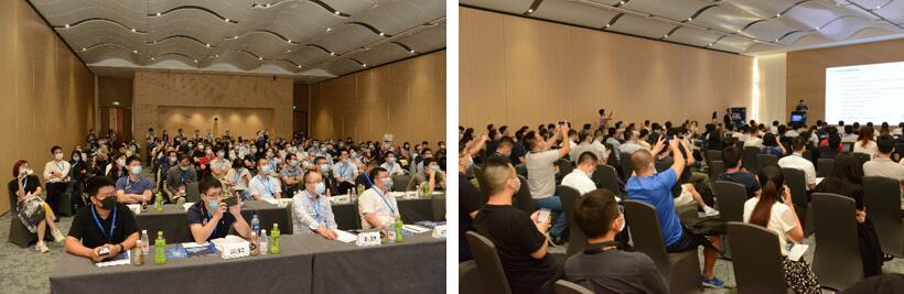 """『第二十九届""""微言大义""""研讨会:激光雷达技术及应用』会场现场"""